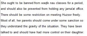 Waqf e nau example 1