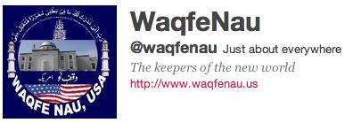Waqfenau twitter